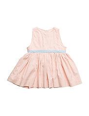 NINNI Dress - Powder