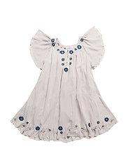 FORMA Dress - Grey embroidery
