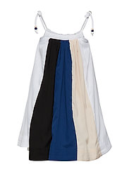 How to kiss a frog - CONI dress - dresses - black/powder/offwhite/blue - 1