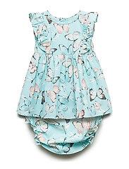RHIA dress baby+ panties - BUTTERFLY