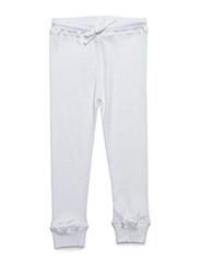 Baby legging - WHITE