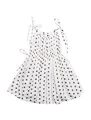 Coki dress - white dot