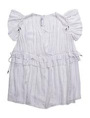Miley dress - WHITE