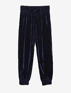 SOPHIA pant - trousers - navy velvet