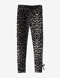 Slim leggings - leggings - velvet leo
