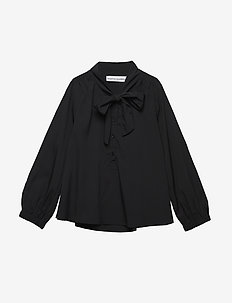 POPPY Blouse - chemisiers & tuniques - black