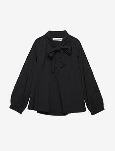 POPPY Blouse - bluser & tunikaer - black