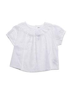 Suri blouse - WHITE