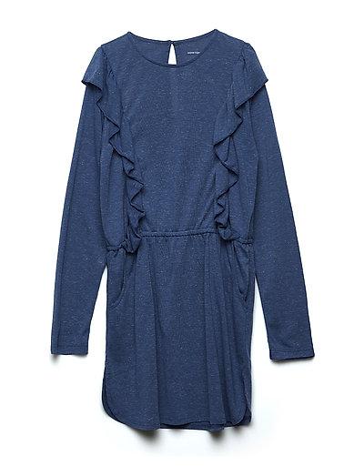 GIGI dress - JERSEY BLUE