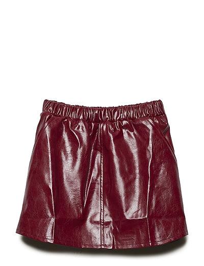 PEACH skirt - BORDEUX
