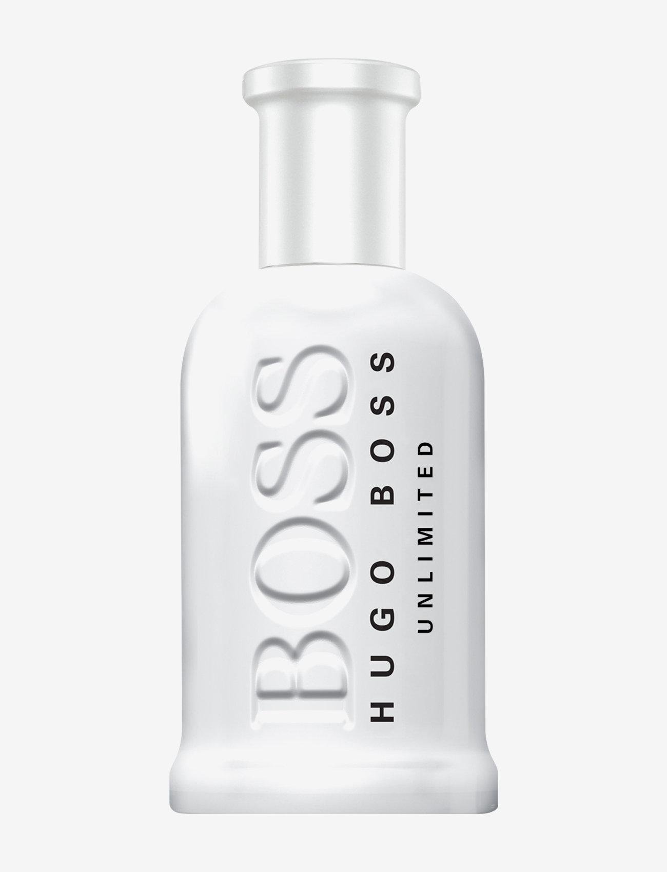 Hugo Boss Fragrance - BOTTLED UNLIMITED EAU DETOILETTE - eau de toilette - no color - 0
