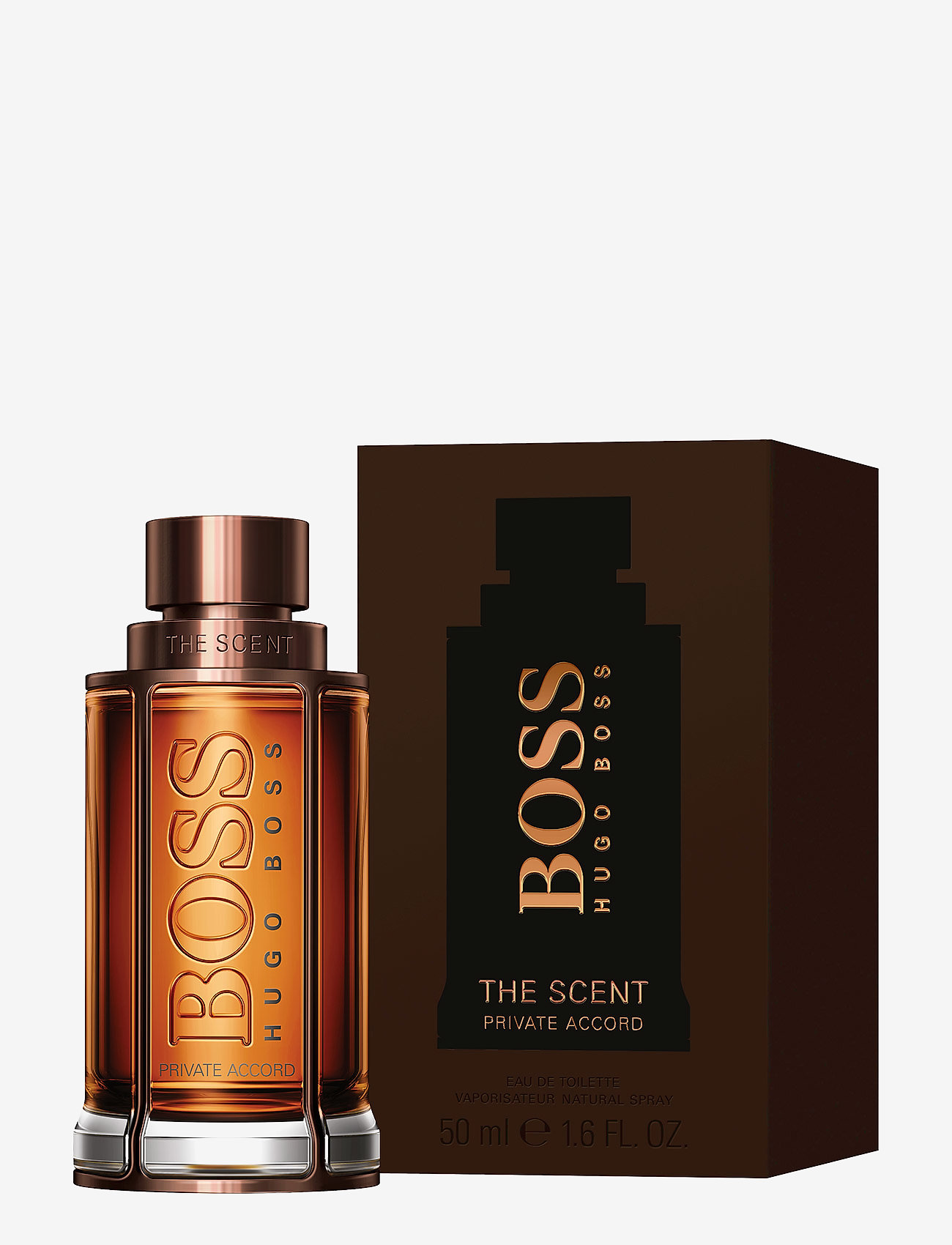 Hugo Boss Fragrance - THE SCENT PRIVATE ACCORDEAU DE TOILETTE - eau de toilette - no color - 1