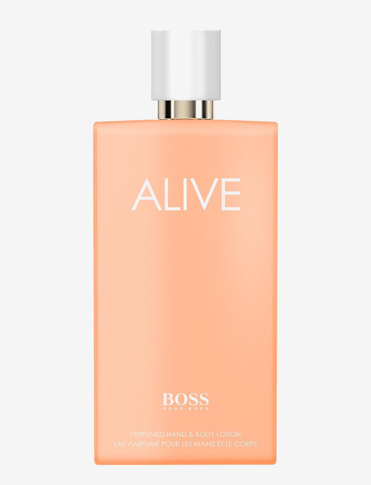Hugo Boss Fragrance - ALIVE BODY LOTION - body cream - no color - 0
