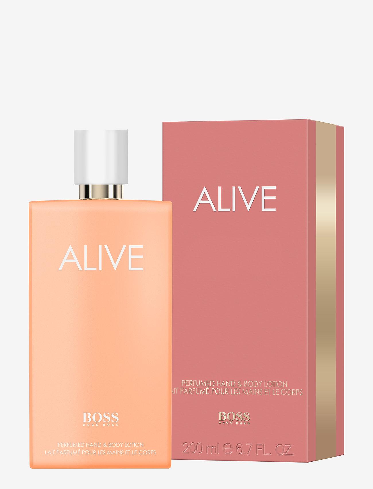 Hugo Boss Fragrance - ALIVE BODY LOTION - body cream - no color - 1