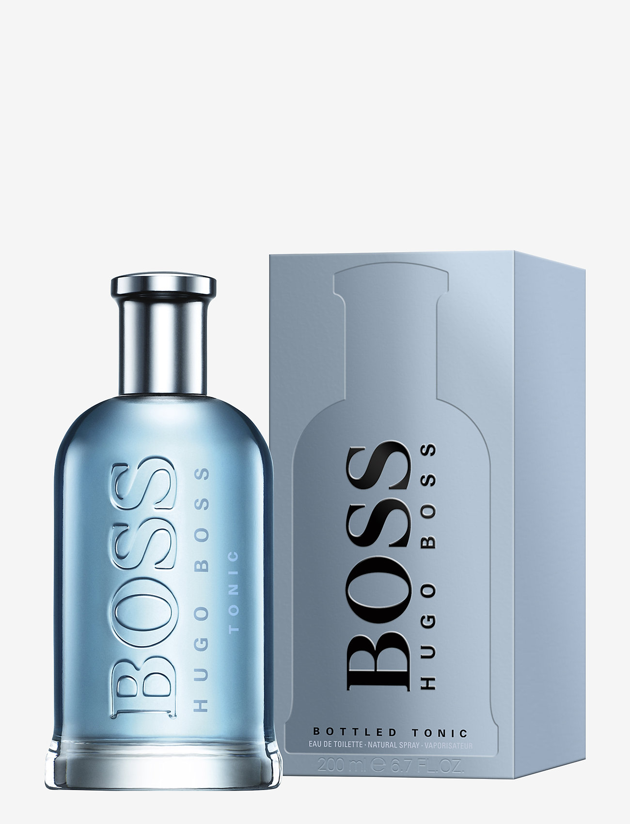 Hugo Boss Fragrance - Boss Bottled Tonic Edt 200ml - eau de toilette - clear - 0