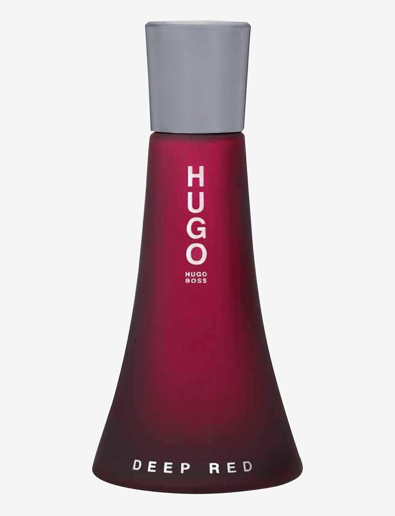 Hugo Boss Fragrance - Hugo Deep Red Edp 50ml - eau de parfum - clear - 0