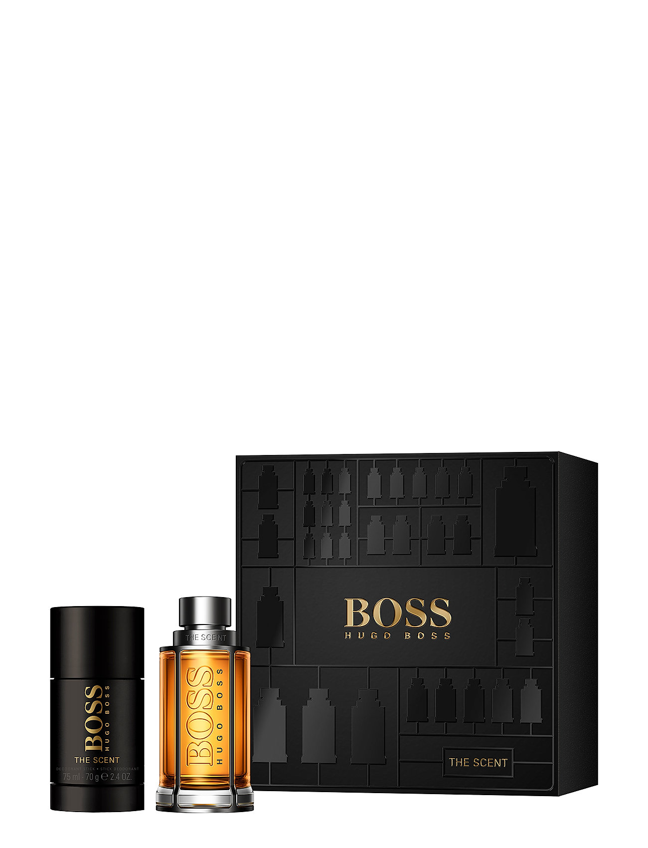 Hugo Boss Fragrance THE SCENT EDT 50ML/ DEO STICK 75ML - NO COLOR