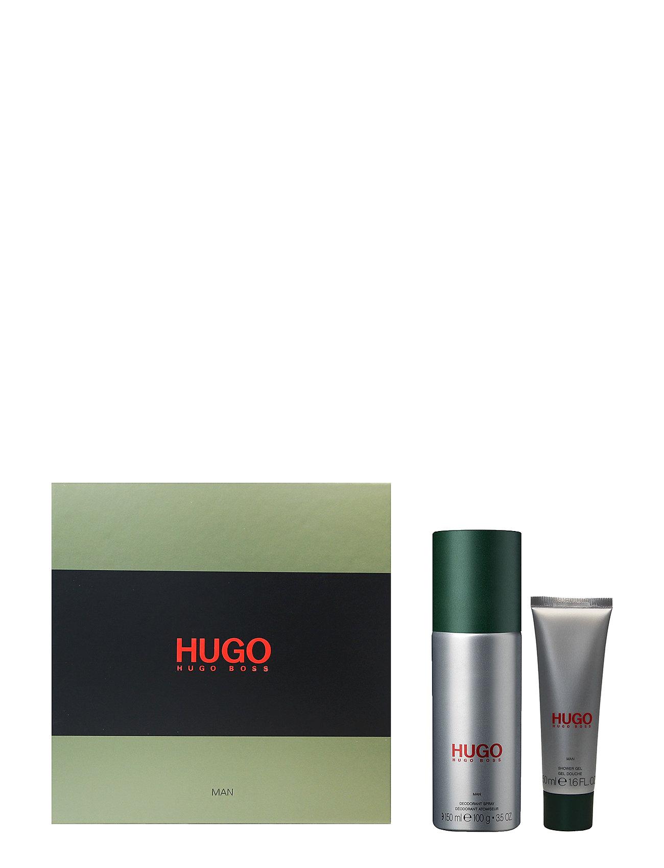 Hugo Boss Fragrance HUGO MAN DEO SPRAY 150ML/SHOWER GEL 50ML - NO COLOR