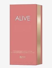 Hugo Boss Fragrance - ALIVE BODY LOTION - body cream - no color - 2