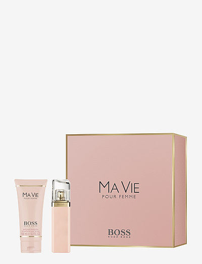Ma Vie EdP Gift Set EdP 30 ml + Body Lotion 100 ml - parfymesett - clear