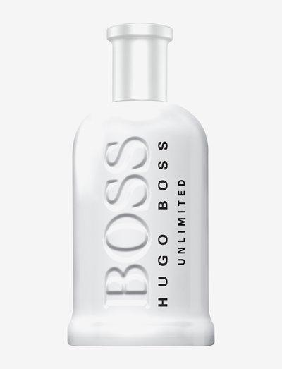 Boss Bottled Unlimited Edt 200ml - eau de toilette - clear