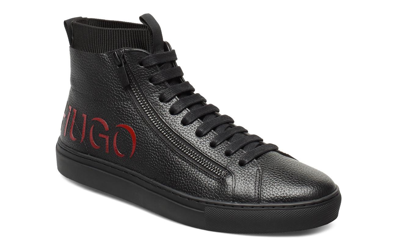 HUGO Futurism_Hito_grlg - BLACK
