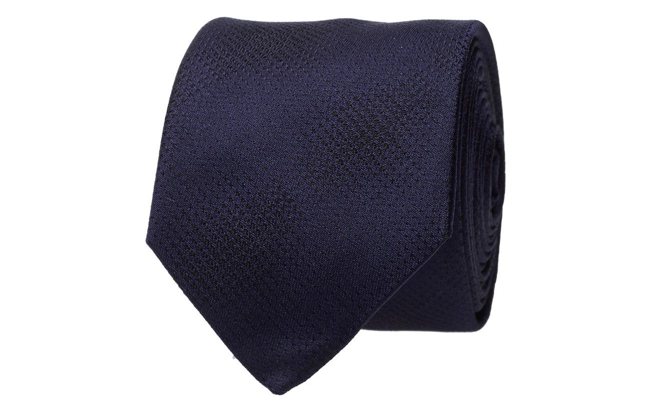 HUGO Tie cm 6 - DARK BLUE