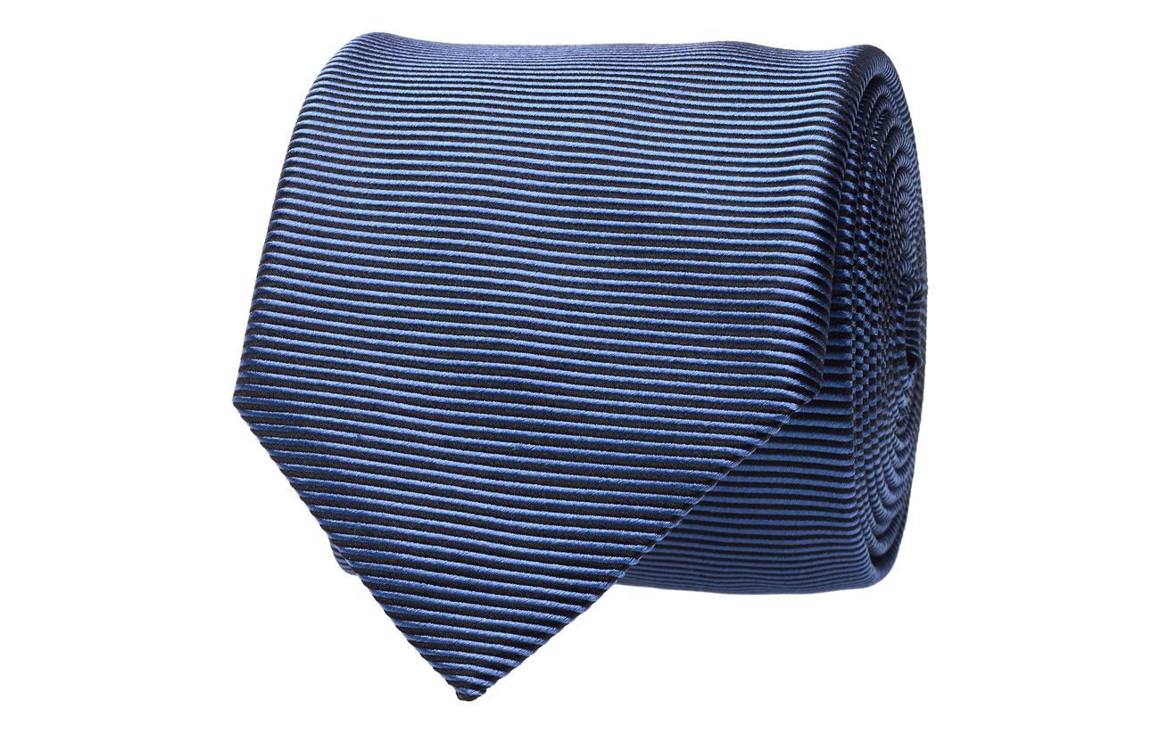 HUGO Tie cm 7 - MEDIUM BLUE