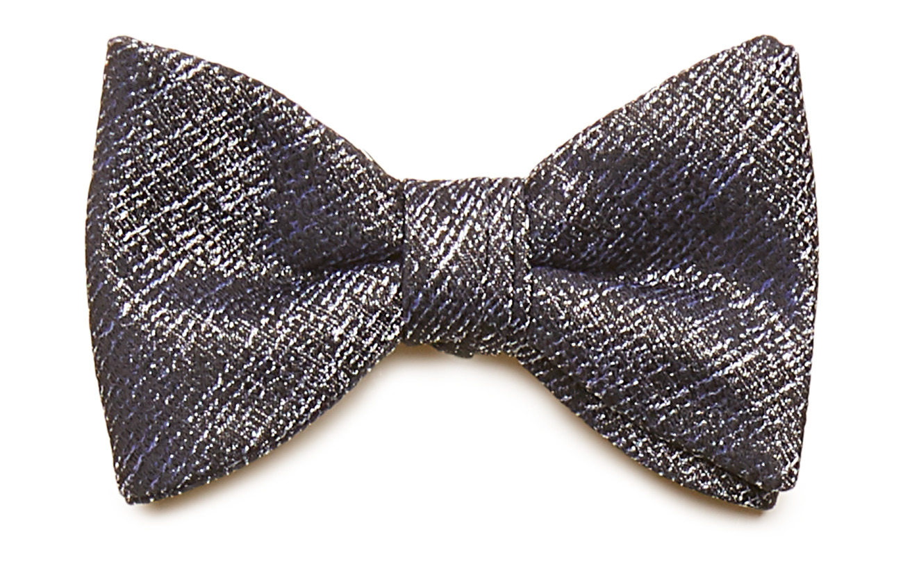HUGO Bow tie dressy - MEDIUM GREY
