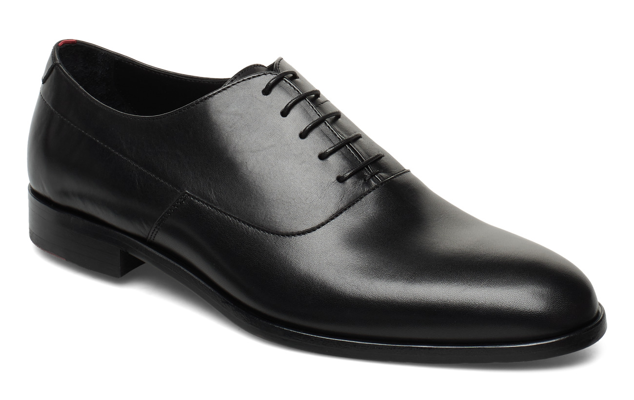 HUGO Midtown_Oxfr_bu - BLACK