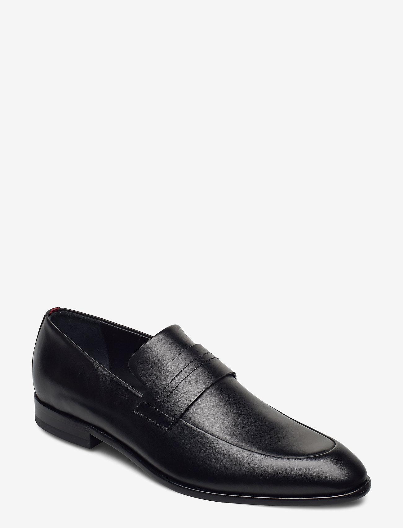 HUGO - Appeal_Loaf_bu - loafers - black - 0