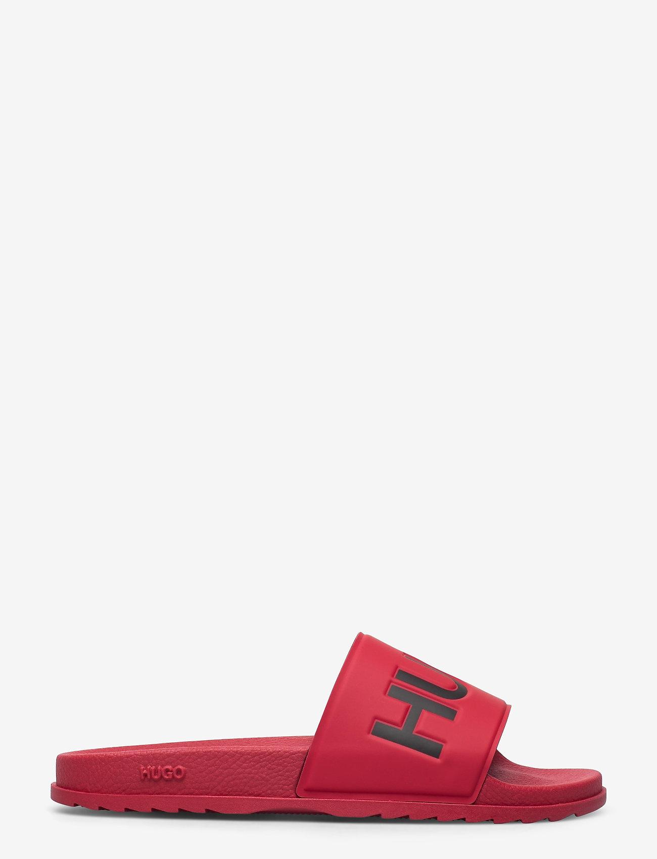 HUGO - Match_Slid_rblg - pool sliders - dark red - 1