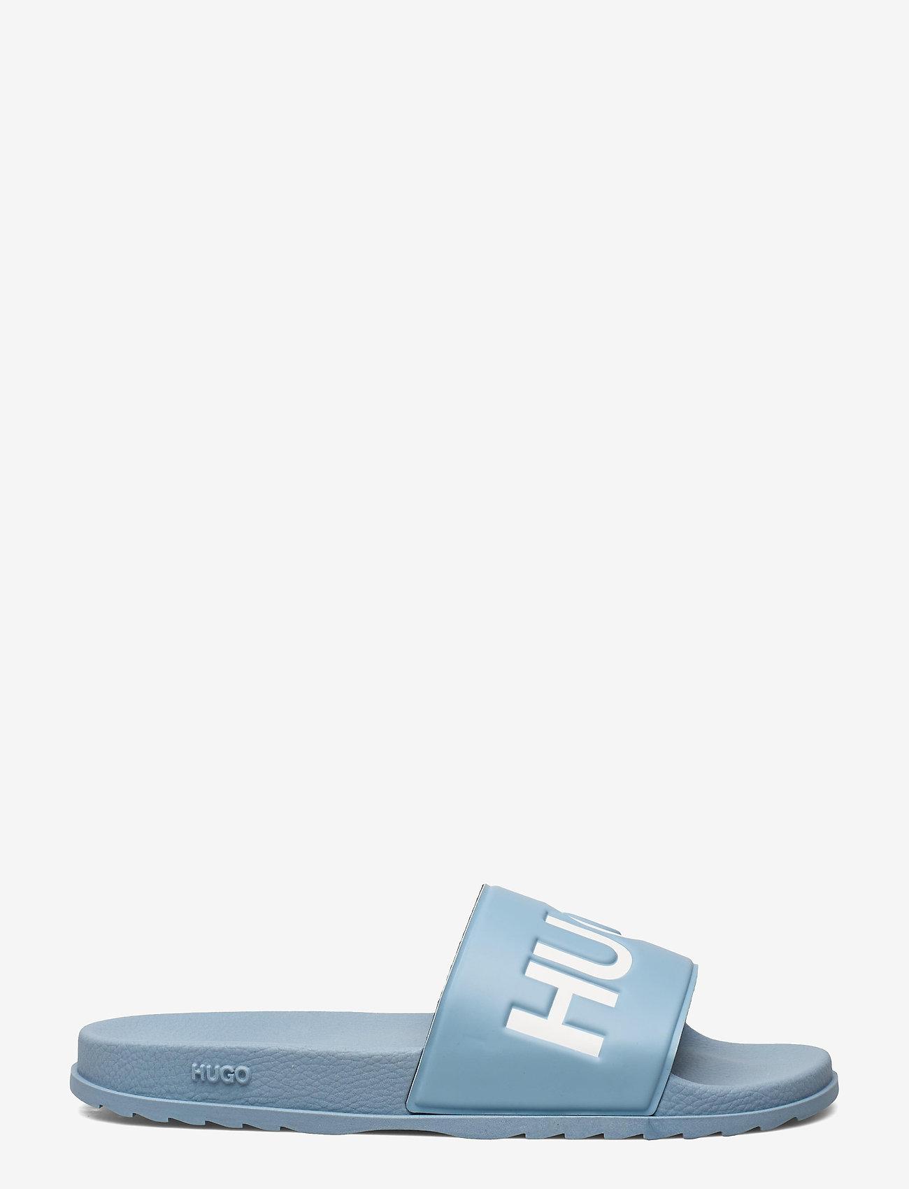 HUGO - Match_Slid_rblg - pool sliders - medium blue - 1