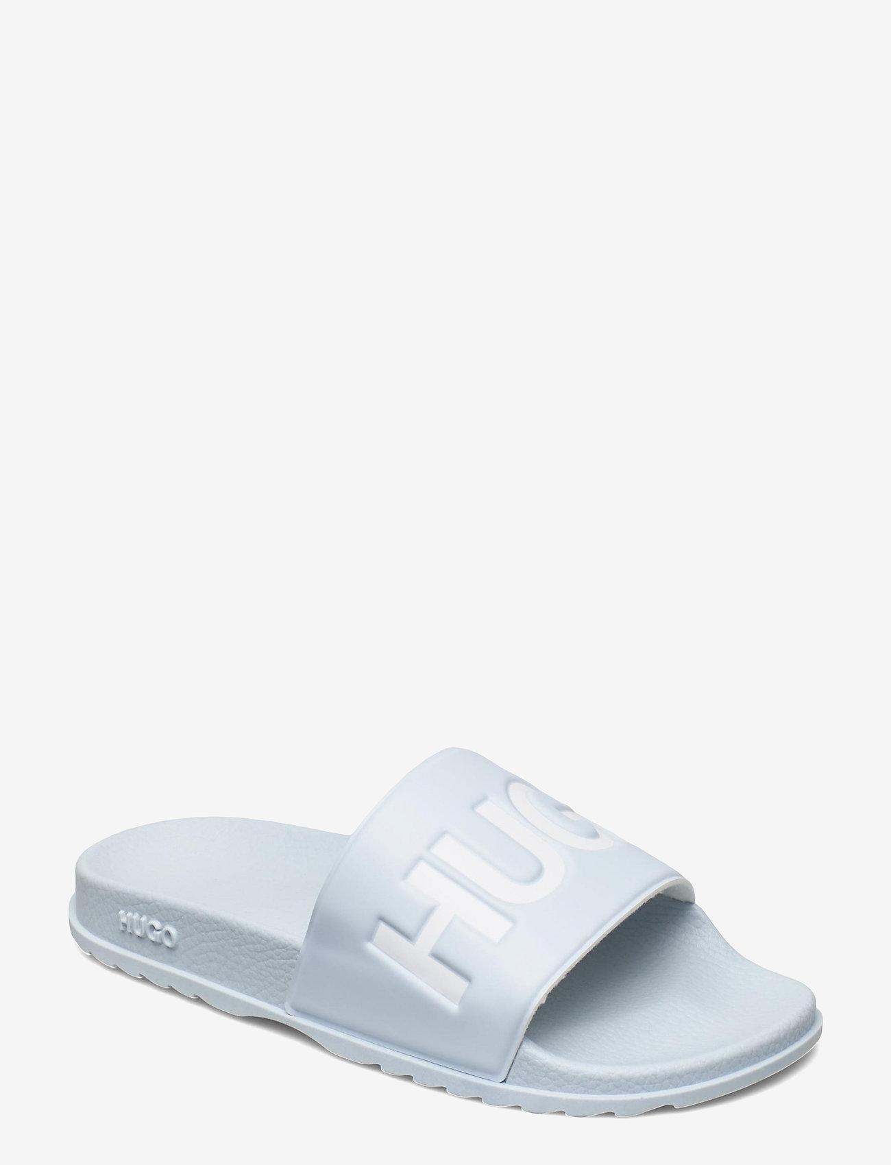 HUGO - Match_Slid_rblg - sandales de bain - light/pastel blue - 0