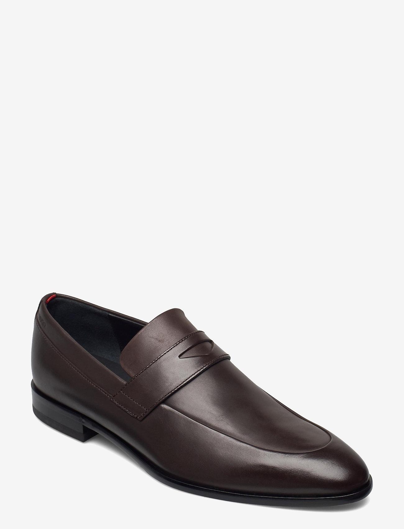 HUGO - Appeal_Loaf_bupe - loafers - dark brown - 0