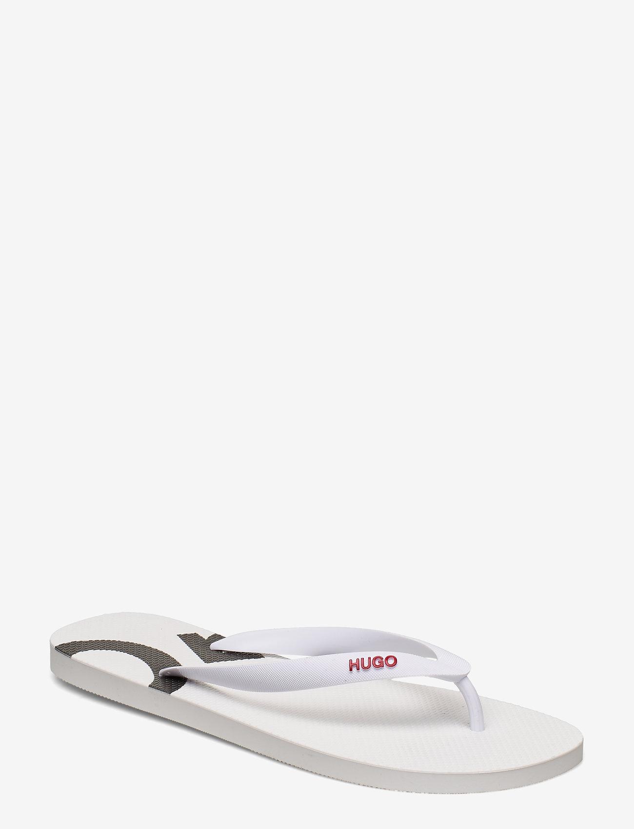 HUGO - Onfire_Thng_rblg2 - flip-flops - white - 1