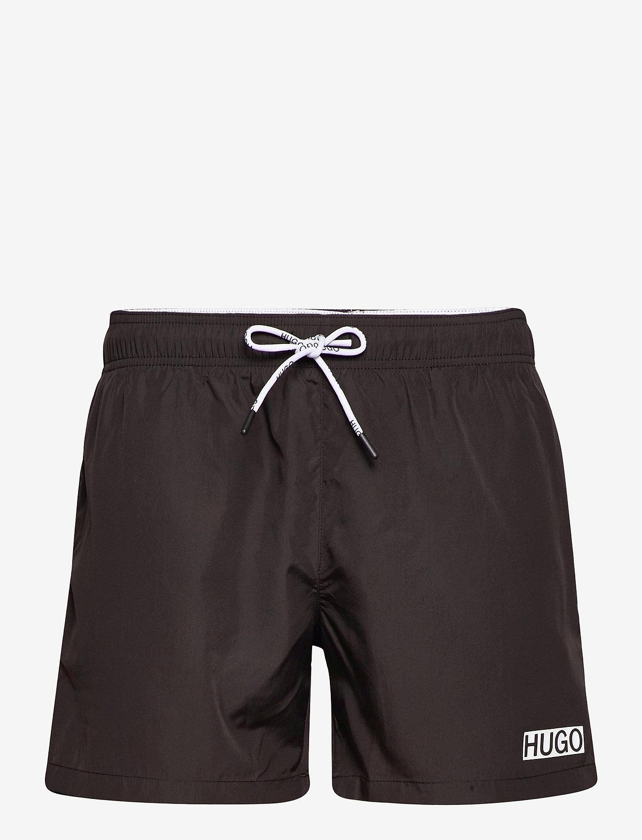 HUGO - HAITI - shorts de bain - black - 0