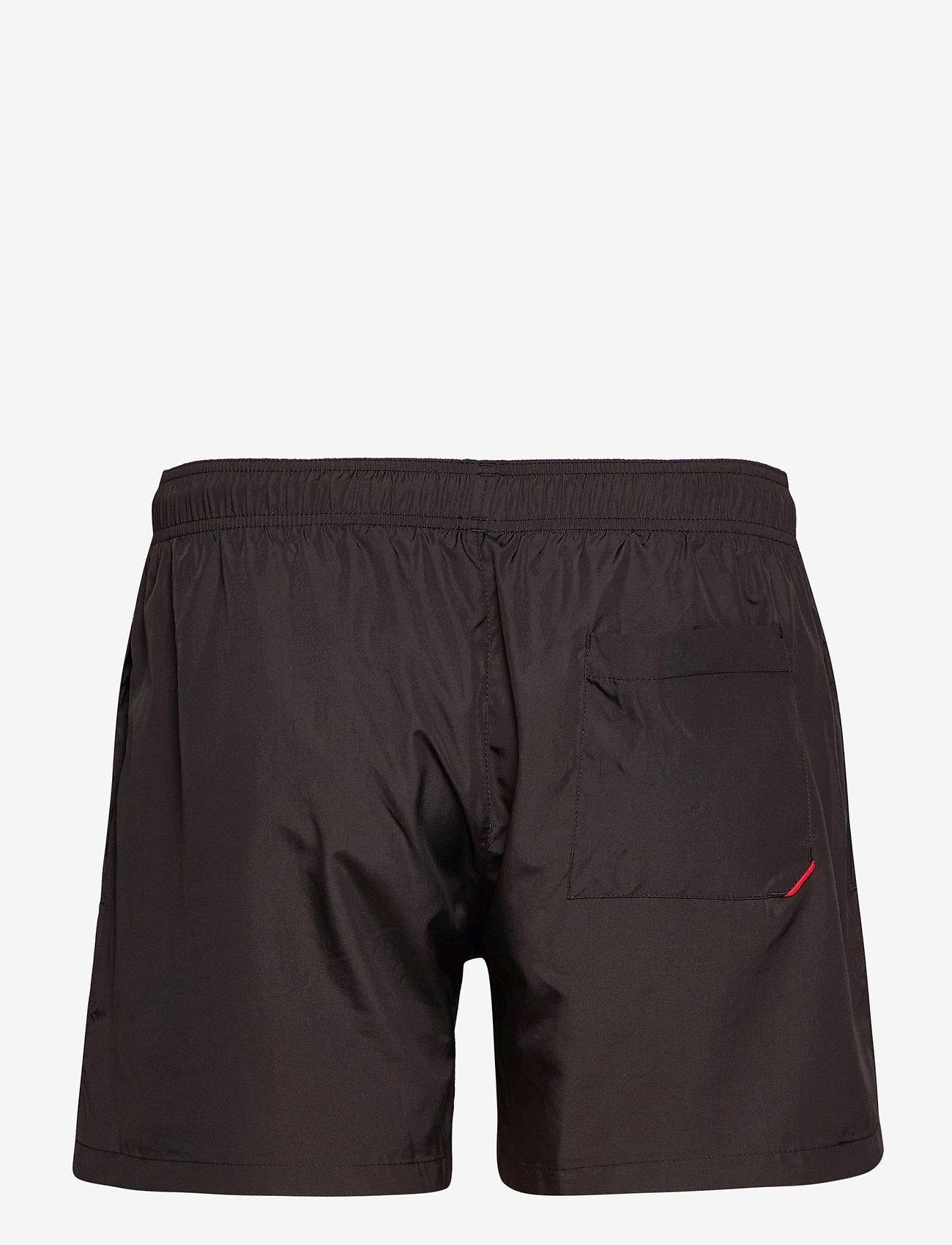 HUGO - HAITI - shorts de bain - black - 1