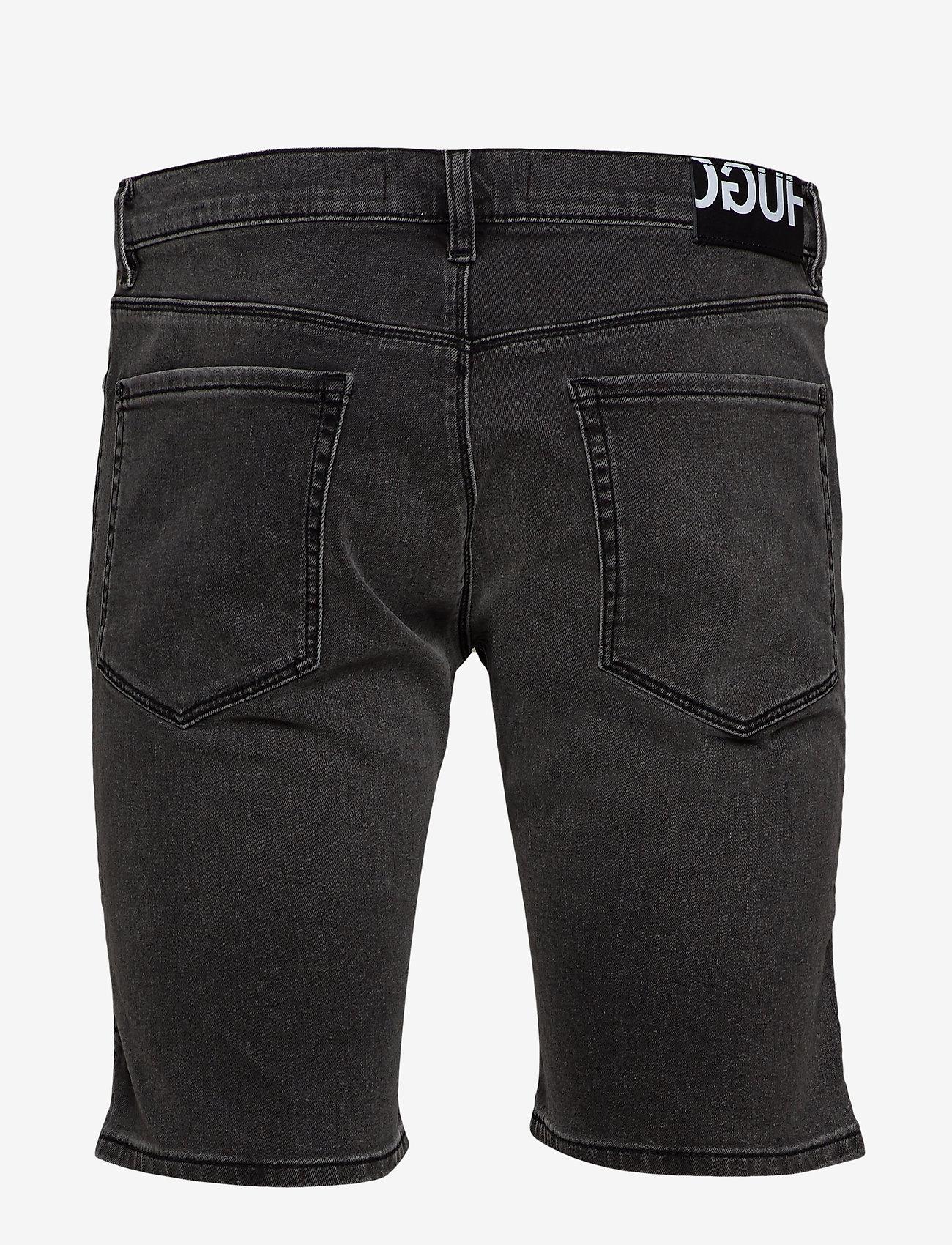 HUGO - HUGO 708-S 193_DA - jeans shorts - grey - 1
