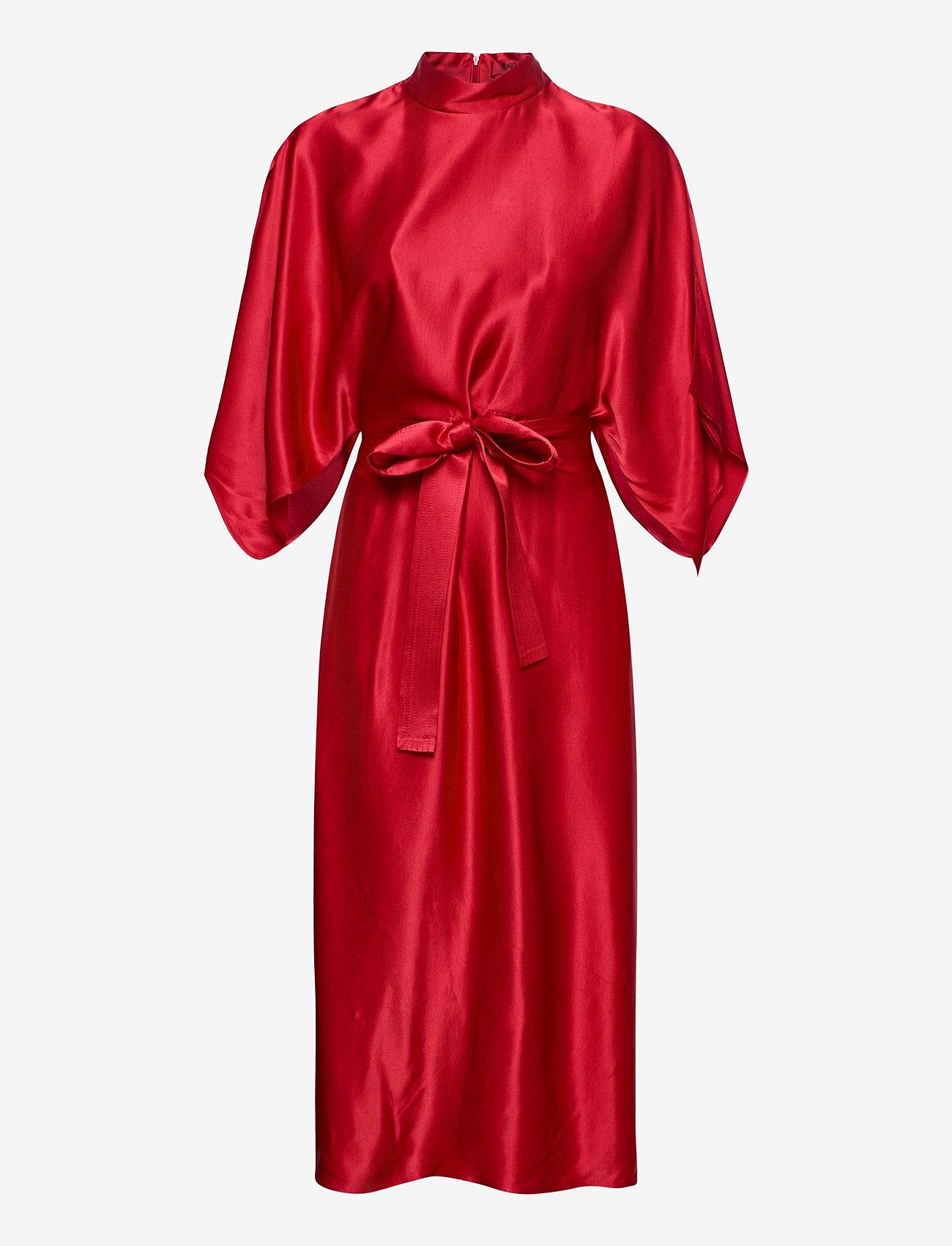 HUGO - Kadesi - cocktailklänningar - medium red - 0