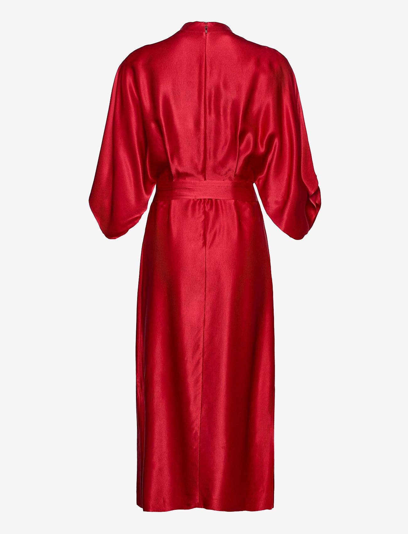 HUGO - Kadesi - cocktailklänningar - medium red - 1