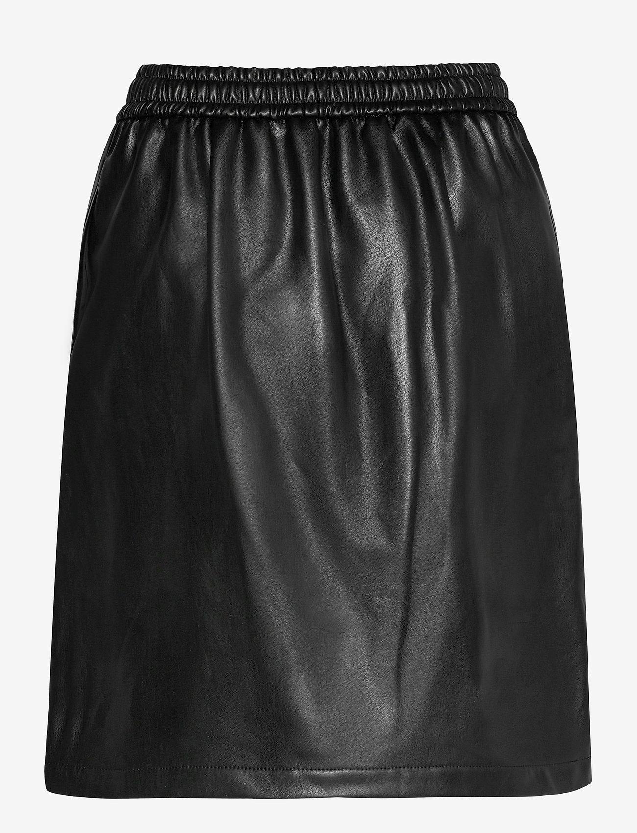 HUGO - Relani-1 - korta kjolar - black - 1