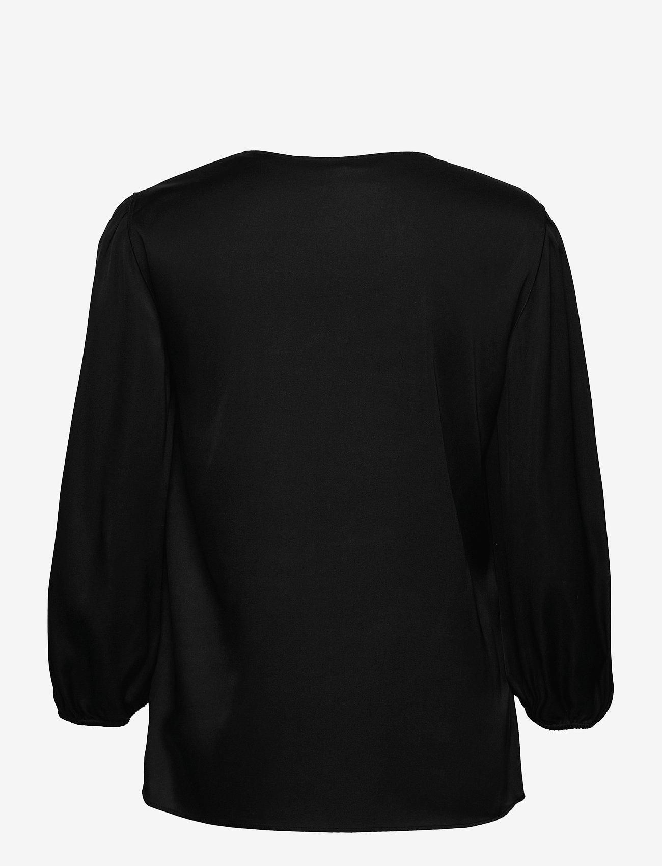 HUGO - Celinas-1 - blouses à manches longues - black - 1