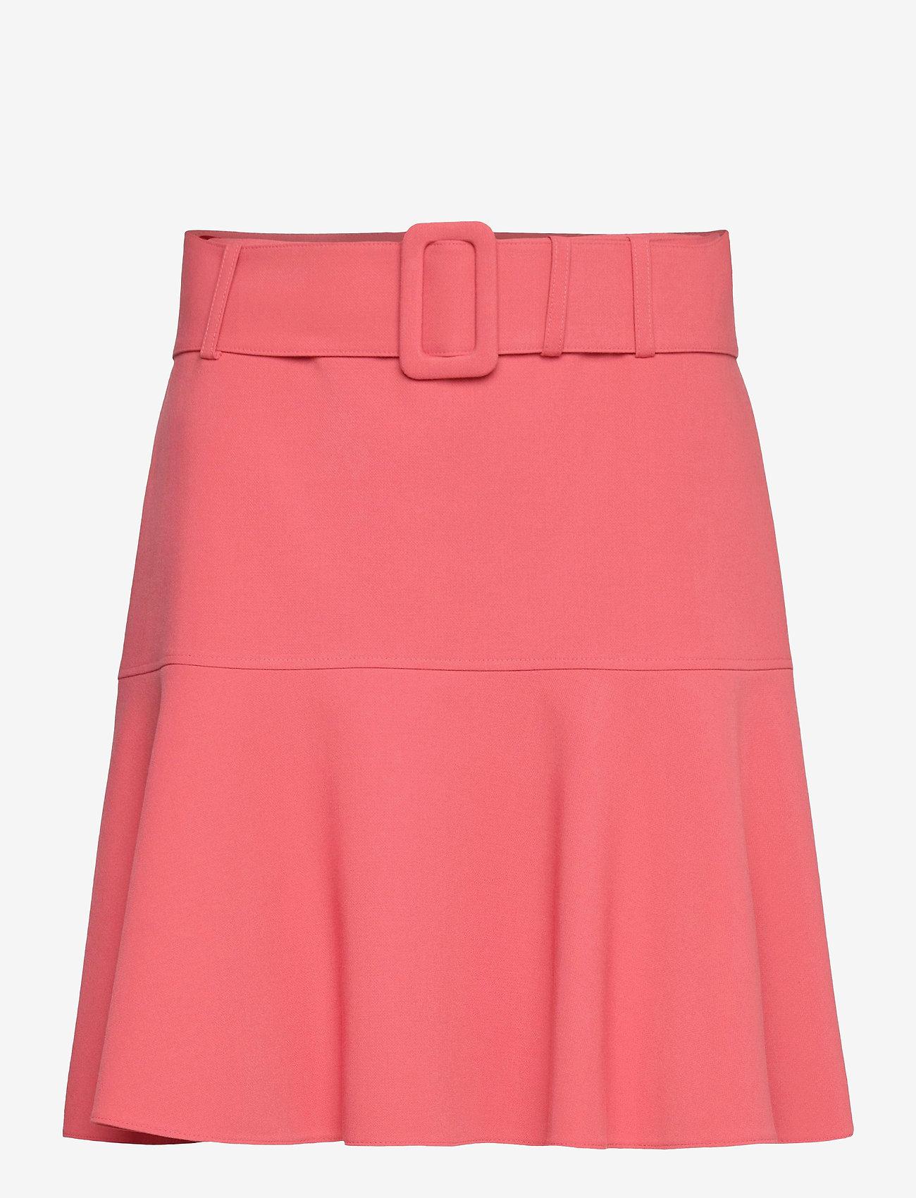 HUGO - Retia - korta kjolar - medium red - 0