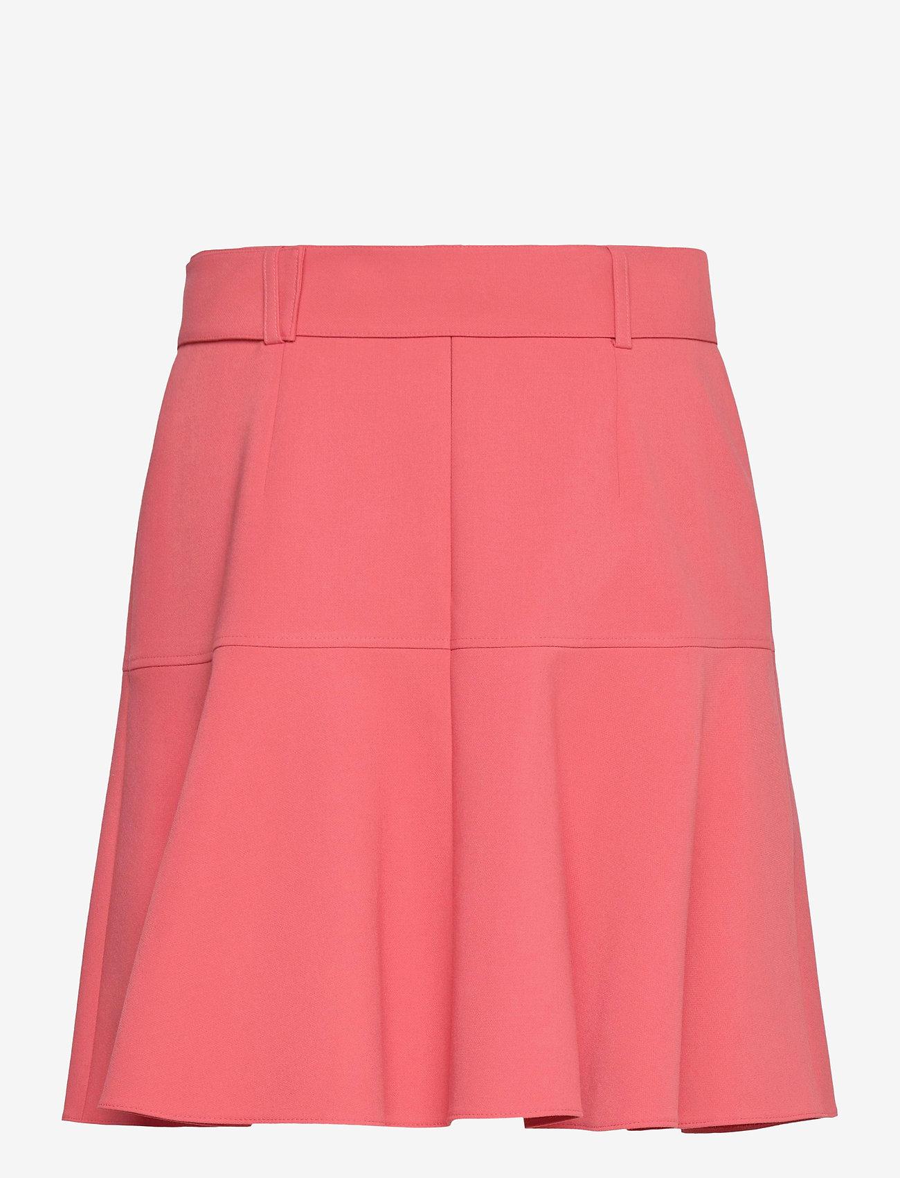 HUGO - Retia - korta kjolar - medium red - 1