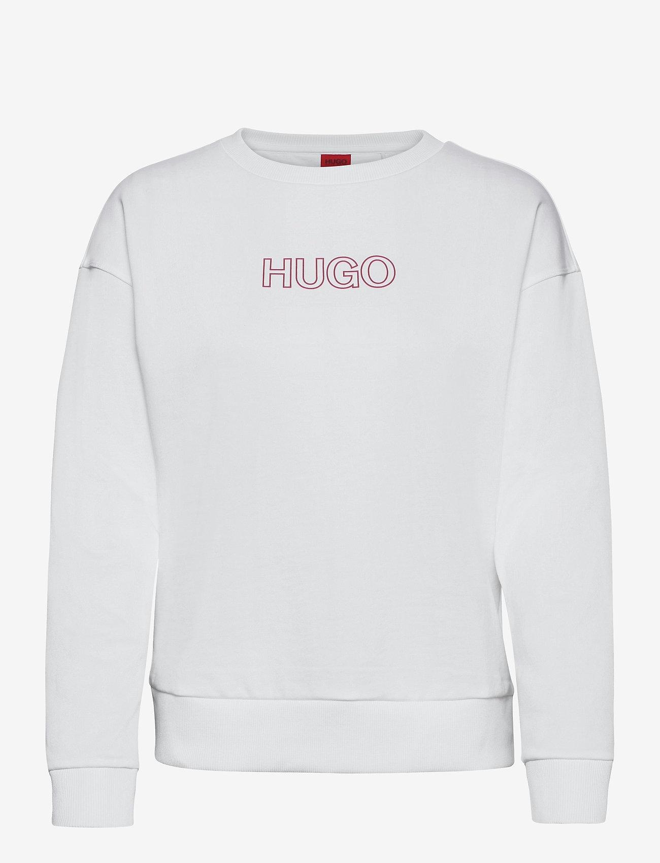 HUGO - Nakira_3 - sweats - medium red - 0