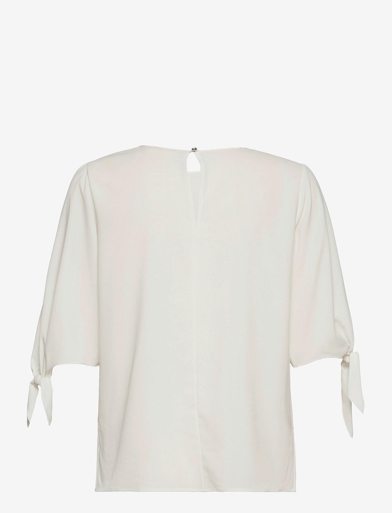 HUGO - Ciliras-1 - blouses à manches courtes - natural - 1