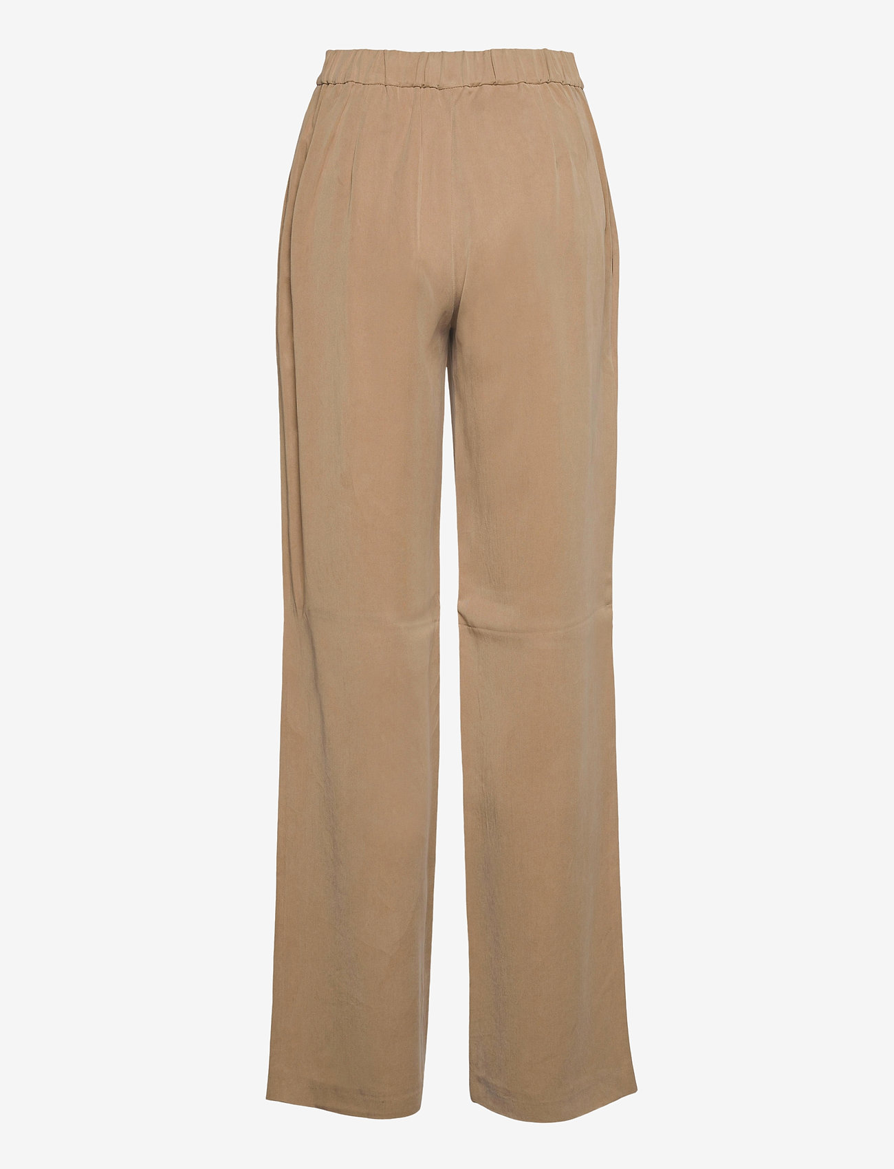 HUGO - Hibari-1 - pantalons larges - light beige - 1