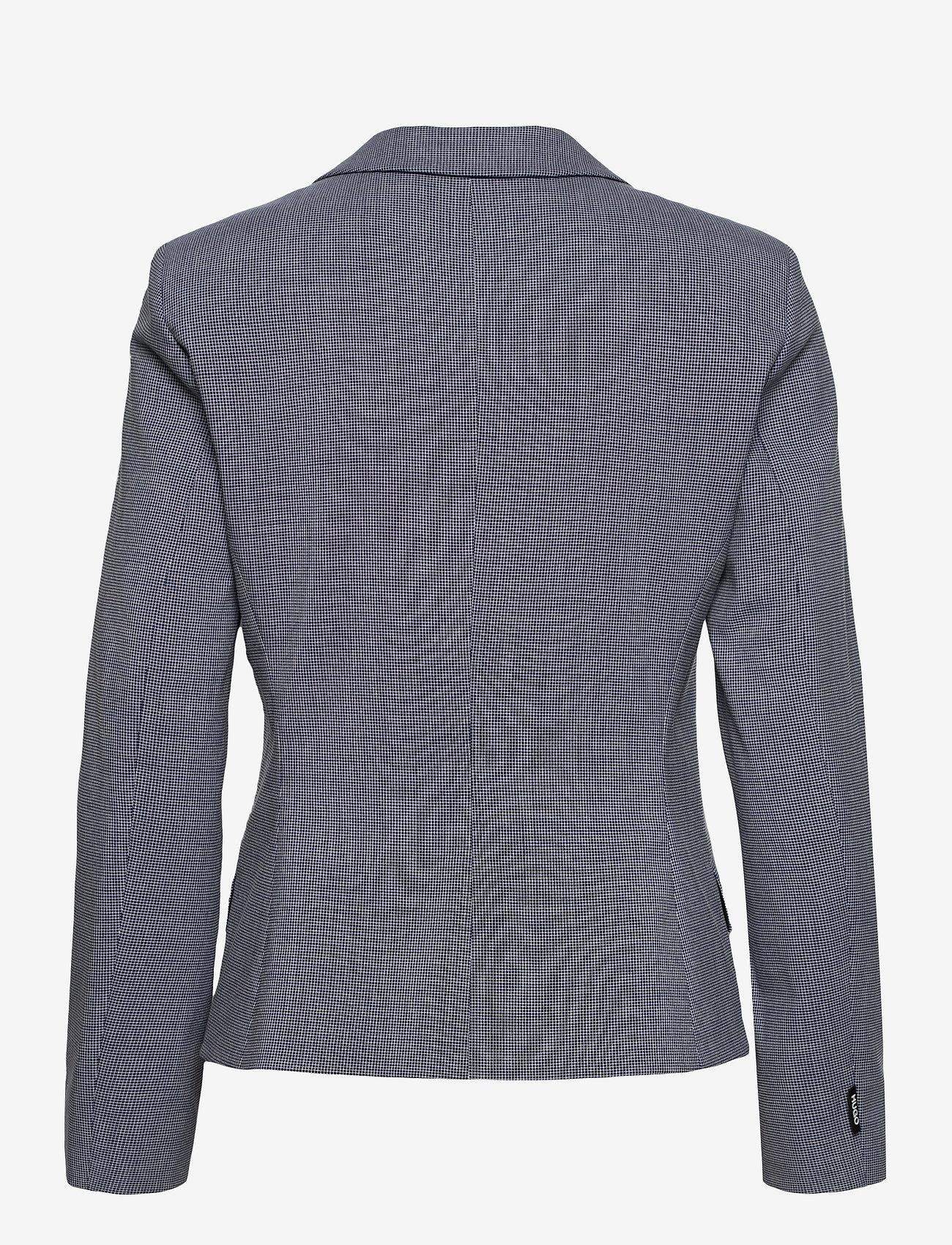 HUGO - Alaias - blazers à fermeture droite - medium blue - 1