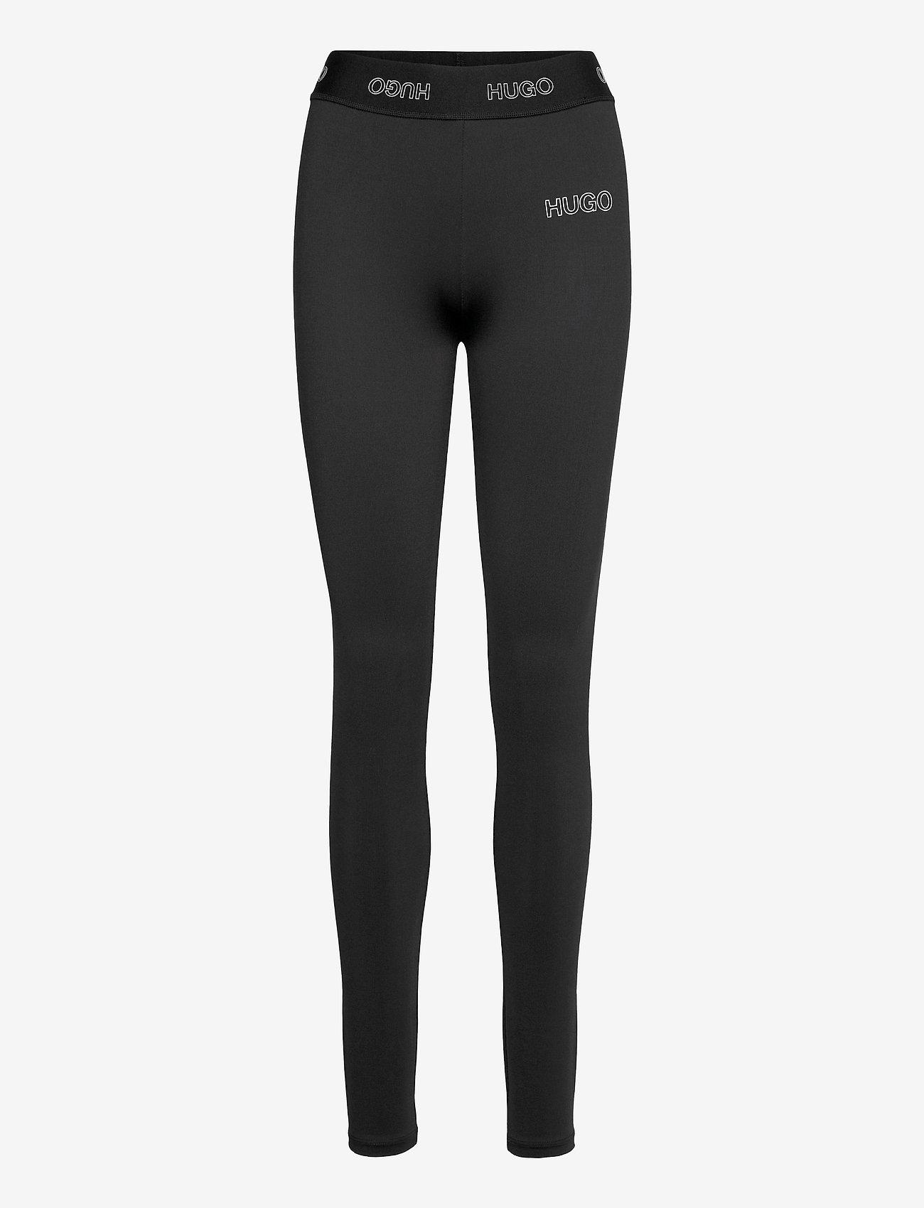 HUGO - Nasabe - leggings - black - 0